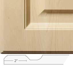 Classic 200 Door & Drawer Profile