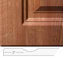 Classic 600 Door & Drawer Profile