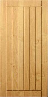 Premium Cabinets Cottage 300 in Honey Alder