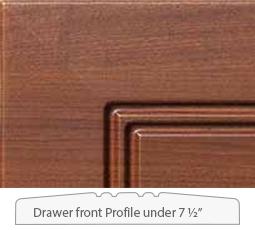 Premium Cabinets  Image 500 Drawer Profile
