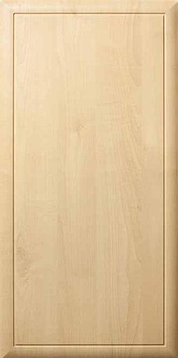 Premium Cabinets Italia 400 in Medium Birch