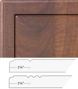 Milano 100 Door & Drawer Profile