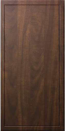 Premium Cabinets Milano 100 in Chocolate 133