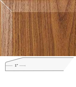 Milano 300  Door & Drawer Profile