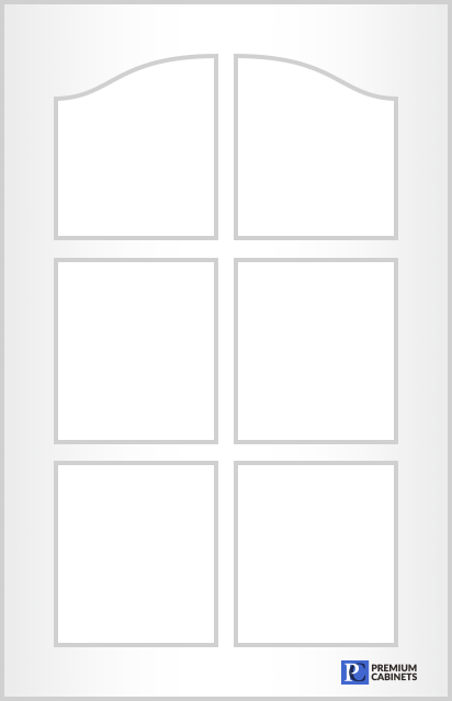 Cathedral 6 Pane – MP-06