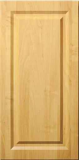 Premium Cabinets Regal 100 in Honey Alder