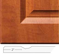 Premium Cabinets Regal 200 Square Inside Corners