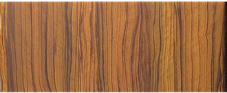 Premium Cabinets Roma 100 Drawer Vertical Grain in Dark Palisander