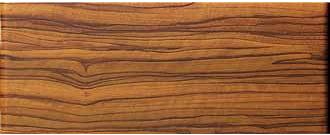 Premium Cabinets Roma 100 Drawer Horizontal Grain in Dark Palisander