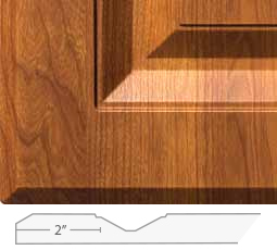 Premium Cabinets Royale 200 Square Inside Corners
