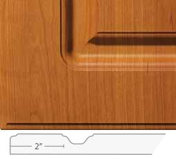 RP1000 Door & Drawer Profile