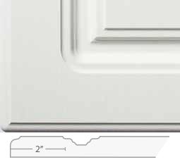 RP2000 Door & Drawer Profile