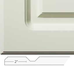 RP5000 Door & Drawer Profile