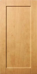 Premium Cabinets Shaker 200 in Natural Apple
