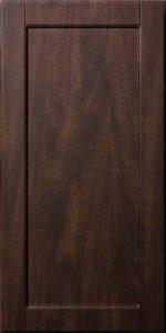 Premium Cabinets Shaker 450 in Chocolate 133