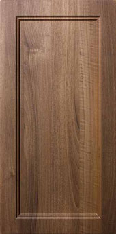 Premium Cabinets Shaker 600 in Amati Walnut